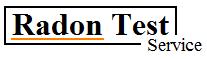 Radon Test Service